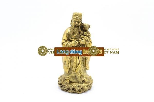Tượng Đồng Phúc Lộc Thọ